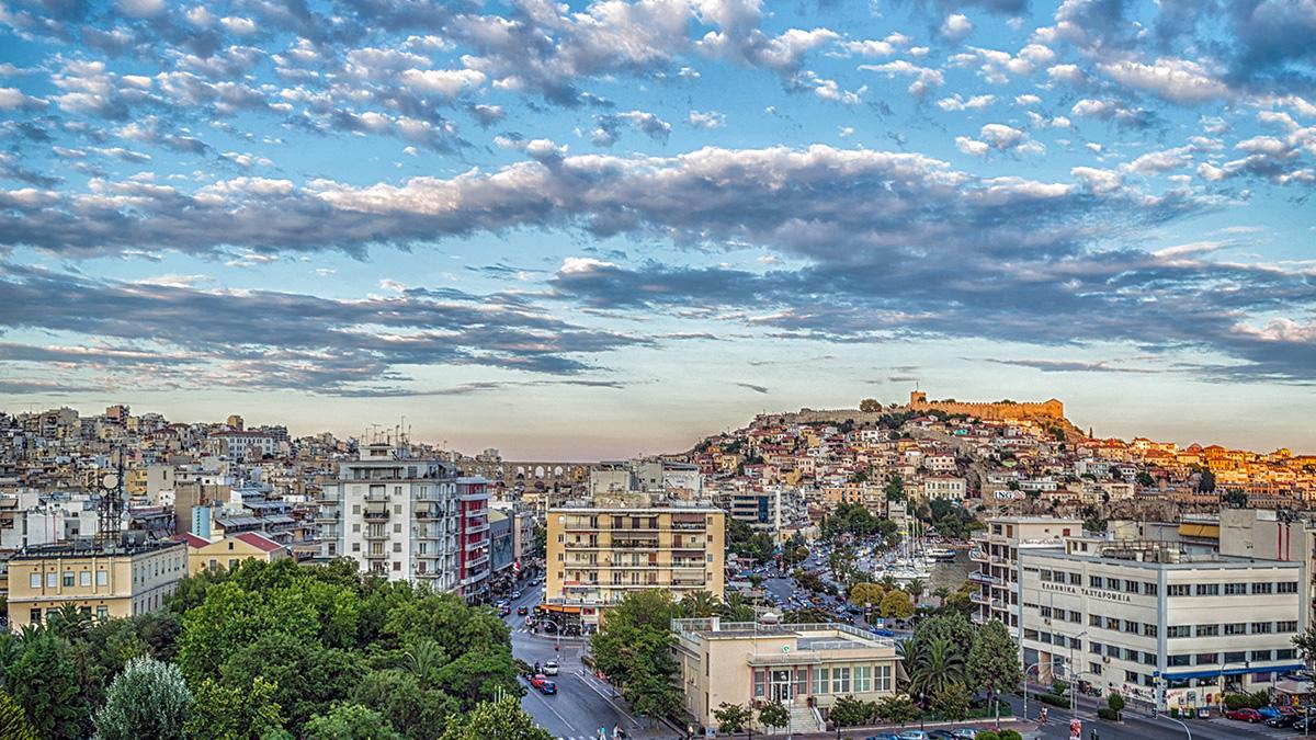 греция фото кавала